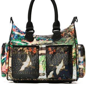 Desigual explorer purse bag new with tag beautiful